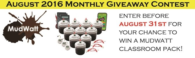 August Monthly Giveaway