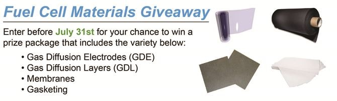 July Monthly Giveaway