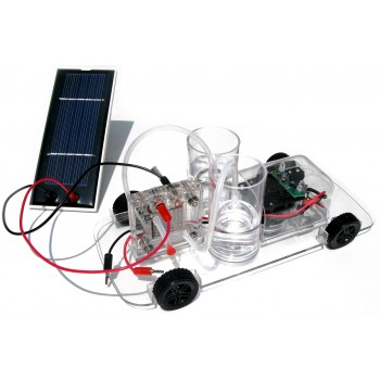 Intelligent Fuel Cell Car Lab