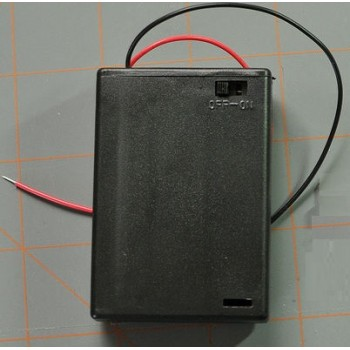 Battery Pack - 3 AA