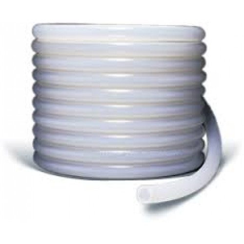 High temperature silicon tubing