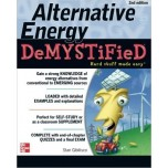 Alternative Energy DeMYSTiFied, 2nd Edition [Paperback]