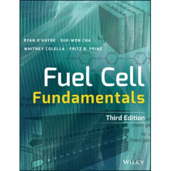 Fuel Cell Fundamentals [Hardcover]