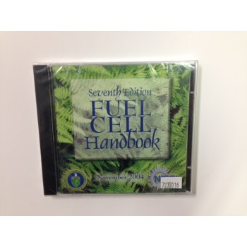 Fuel Cell Handbook - 7th Edition [CD Format] (p. 2004)