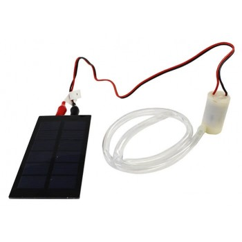 DIY Solar Water Fountain Kit