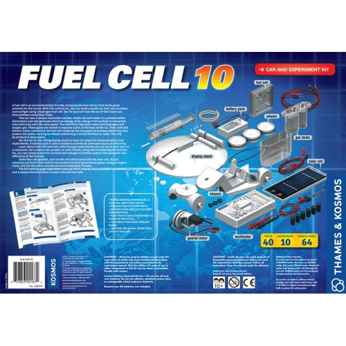 Model Hydrogen Fuel Cell Cars Fuel Cell 10