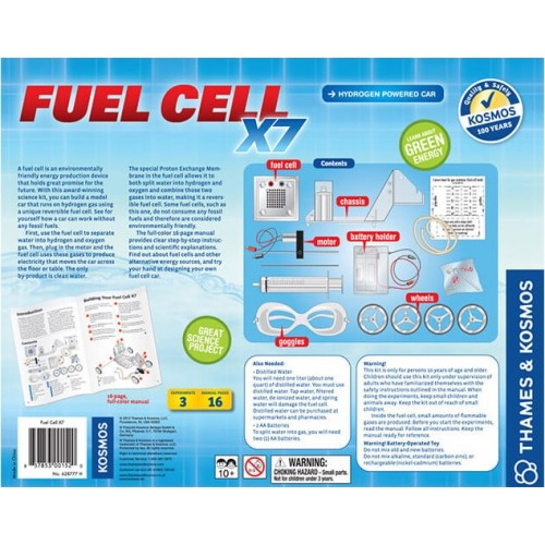 hydrogen fuel cells the fuel of the future environmental sciences essay Future of fuel cells hinges on asia action (triplepundit) fuel cells using hydrogen compete against batteries today in forklifts, backup power systems and other specialty markets i'm sorry, but the science simply doesn't agree with your statement the energy density per unit volume just isn't.