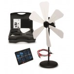 Solar Wind Turbine Set