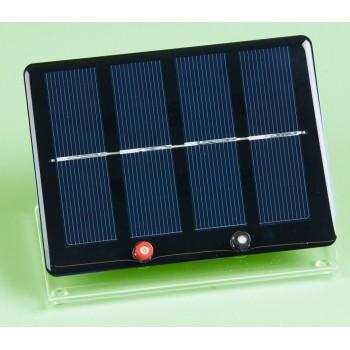 Solar Hydrogen Demo Car and Gas Station
