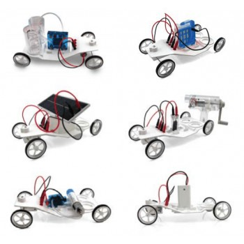 Electric Mobility Experiment Set
