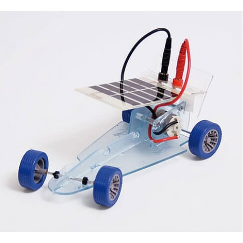 Fuelcell Model Car Kit Complete