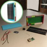 LEGO Solar USB Charger Kit