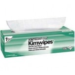 "Kimwipes Delicate Task Wipers - 14.7"" X 16.6"""