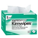 "Kimwipes Delicate Task Wipers - 4.4"" x 8.4"""