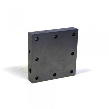 PEMFC Graphite Flow Field Plate, Serpentine - 25 cm2