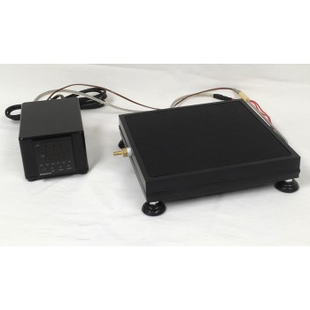 Heated Vacuum Table