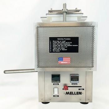 Solid Oxide Fuel Cell Planar Test Fixture Kit - 28cm²