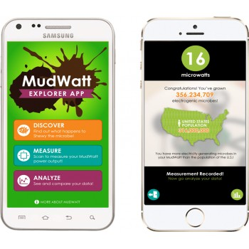 MudWatt Microbial Fuel Cell Kit