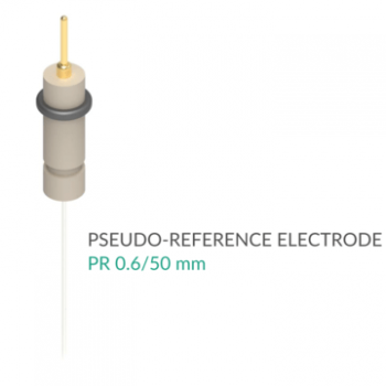 Pseudo-Reference Electrode