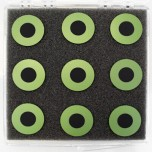 Anode Supported Button Cell - 2cm Diam