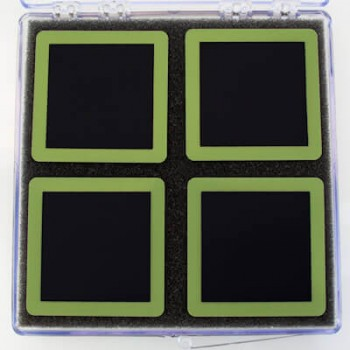 Anode Supported Planar Cell - 5 x 5cm