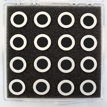 Single Electrode Cell - Cathode Only - 2cm Diam