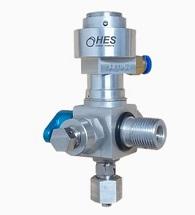 Ultralightweight Pressure Regulator