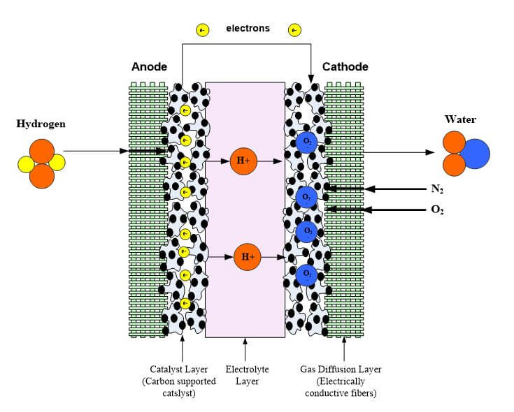 Modeling the Catalyst Layers